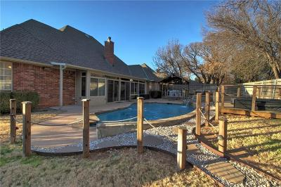 Edmond Single Family Home For Sale: 212 Hamptonridge Road