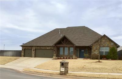 Edmond OK Single Family Home For Sale: $339,000