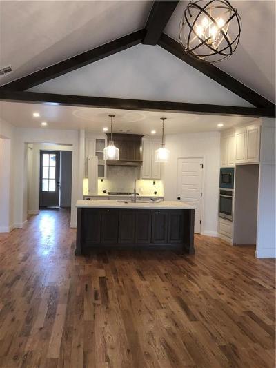 Edmond Single Family Home For Sale: 1316 Lemon Ranch Road