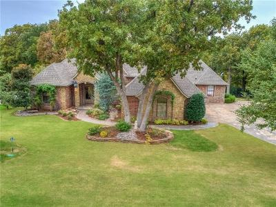 Edmond Single Family Home For Sale: 8793 Palermo Drive