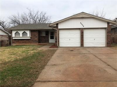 Oklahoma City Single Family Home For Sale: 4520 SE 50th