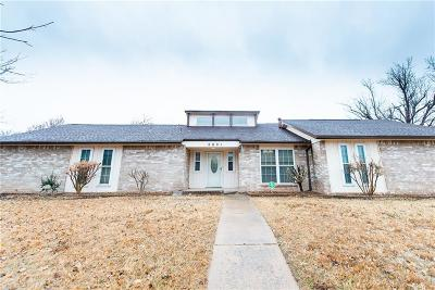 Oklahoma City Single Family Home For Sale: 6801 Talbot Canyon