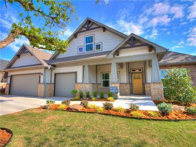 Edmond Single Family Home For Sale: 8616 Snow Court