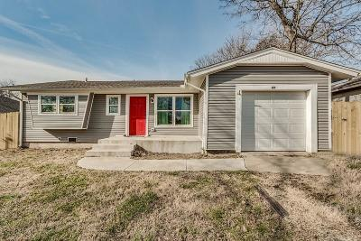 Choctaw Single Family Home For Sale: 1017 S Anderson Road