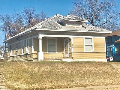 Oklahoma City Single Family Home For Sale: 915 NW 22nd