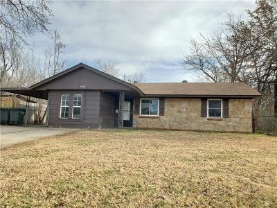 Single Family Home Pending: 1824 Lariet Lane