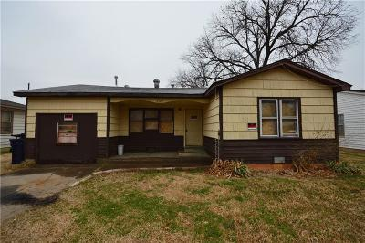 Oklahoma City Single Family Home For Sale: 3729 SW 40th Place