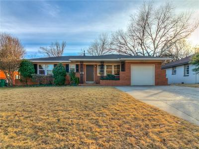 Oklahoma City Single Family Home For Sale: 2032 NW 48th Street