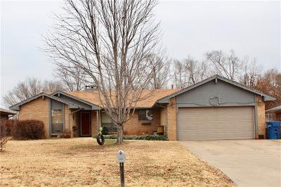 Cushing Single Family Home For Sale: 802 Holmes