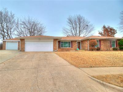 Norman Single Family Home For Sale: 2905 Windmill Circle