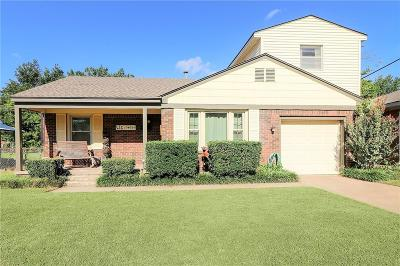 Oklahoma City Single Family Home For Sale: 1717 N Warren Avenue