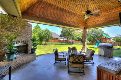 Edmond Single Family Home For Sale: 2417 Bull Run