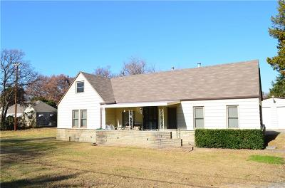 Oklahoma City Single Family Home For Sale: 7805 18th