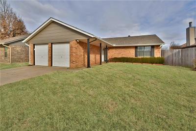 Oklahoma County Single Family Home For Sale: 12404 Whispering Hollow Drive