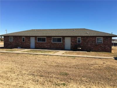 Blanchard OK Multi Family Home For Sale: $169,900