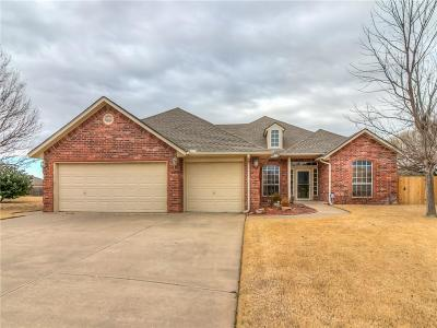 Edmond Single Family Home For Sale: 1685 Strayfox Crossing