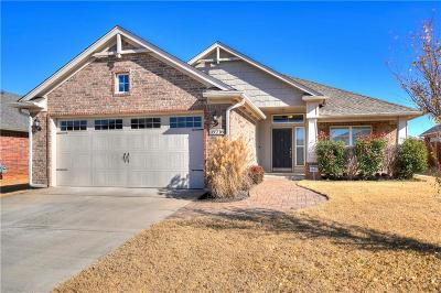 Edmond Single Family Home For Sale: 18216 Allora Drive