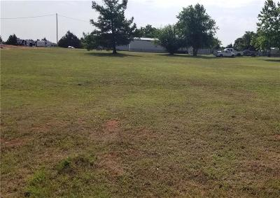 Canadian County, Oklahoma County Residential Lots & Land For Sale: 11930 S Mustang Road