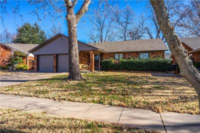 Edmond Single Family Home For Sale: 2805 Parkside Drive