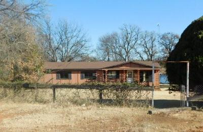 Lindsay Single Family Home For Sale: 15483 Highway 76