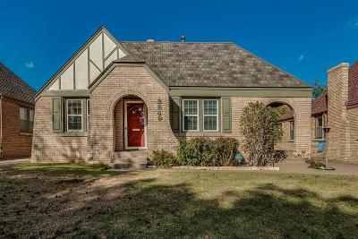 Oklahoma City Single Family Home For Sale: 2849 NW 19th Street