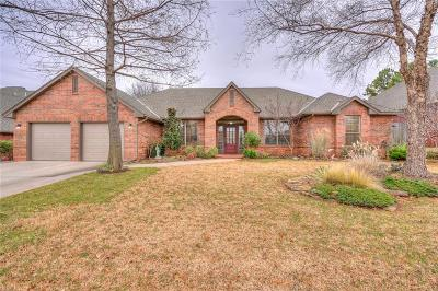 Edmond Single Family Home For Sale: 2632 Ashehollow