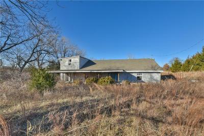 Spencer Single Family Home For Sale: 6501 N Post