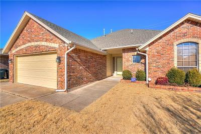 Del City OK Single Family Home For Sale: $152,900