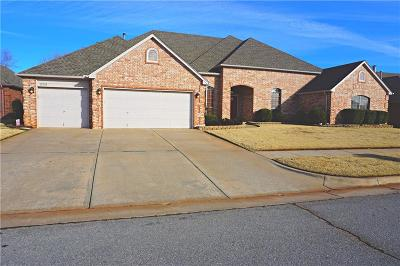 Oklahoma County Rental For Rent: 1209 NW 195th Street