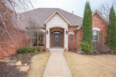 Edmond Single Family Home For Sale: 22660 Sams Drive