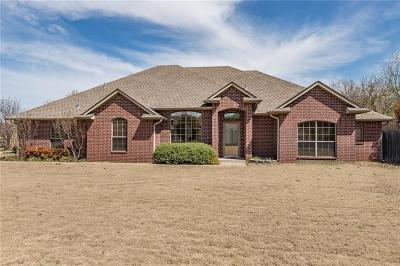 Oklahoma City Single Family Home For Sale: 10314 Lakeside Drive