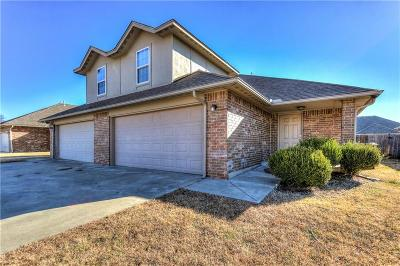 Oklahoma City Multi Family Home For Sale: 9614 SW 17th Street