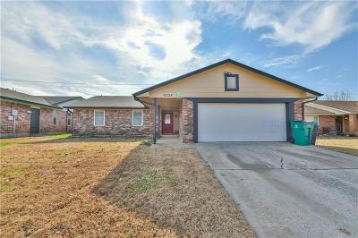 Oklahoma City Single Family Home For Sale: 8524 NW 86th Street