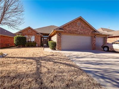 Oklahoma City Single Family Home For Sale: 7401 Chelsey Lane