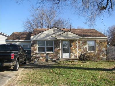 Midwest City Single Family Home For Sale: 412 S Fox