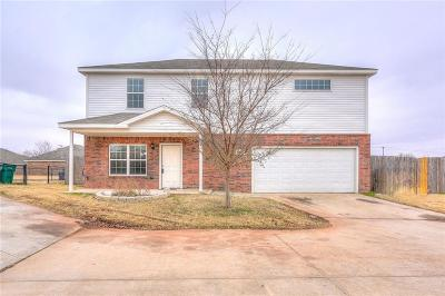 Oklahoma City Single Family Home For Sale: 6116 Courtyards Court