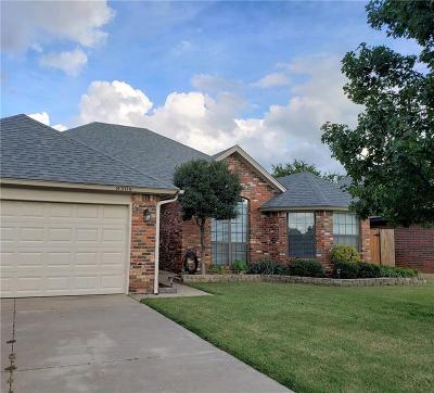Oklahoma City Single Family Home For Sale: 8308 Timothy Lane