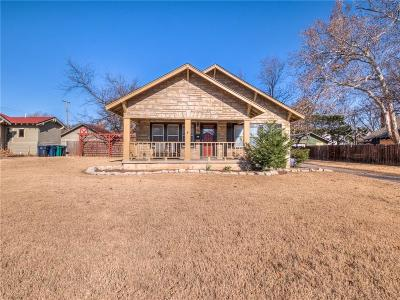 Oklahoma City Single Family Home For Sale: 3133 NW 17th Street