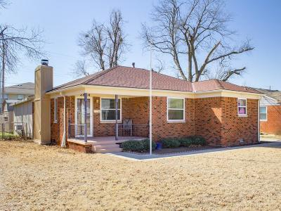 Oklahoma City OK Single Family Home For Sale: $107,000