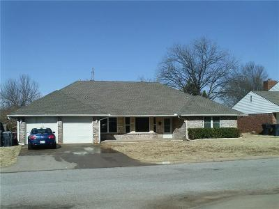 Oklahoma City Single Family Home For Sale: 2625 NW 114th Street