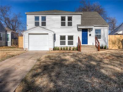 Oklahoma City Single Family Home For Sale: 2517 NW 39th Terrace