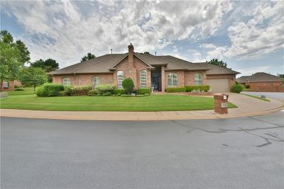 Edmond Single Family Home For Sale: 13804 Hollow Glen