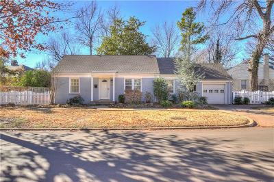 Oklahoma City Single Family Home For Sale: 1108 Woodlawn Place