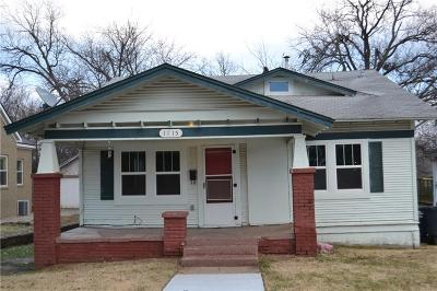 Shawnee Single Family Home For Sale: 1115 N Broadway Avenue