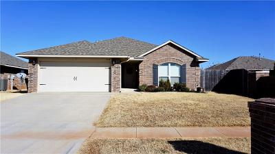Oklahoma City OK Single Family Home For Sale: $168,000