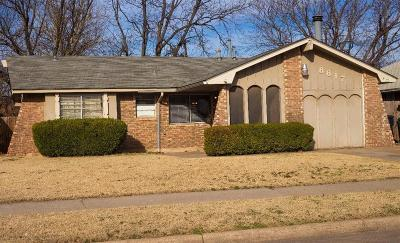 Single Family Home For Sale: 8817 S Miller Avenue
