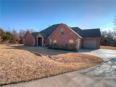 Blanchard Single Family Home For Sale: 1288 Blackjack Circle
