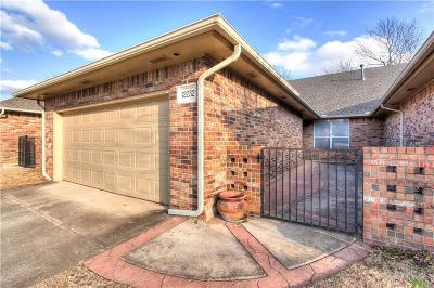 Oklahoma City Attached For Sale: 12232 High Meadow Court