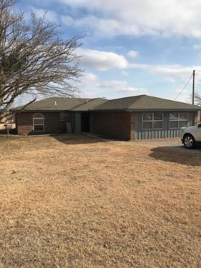 McClain County Single Family Home For Sale: 11200 Ropers