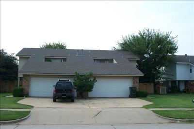 Norman Single Family Home For Sale: 3808 Quail Run Cir